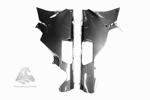BMW S1000RR S1000R 2015-2017 Carbon Fiber Bottom Belly Pan