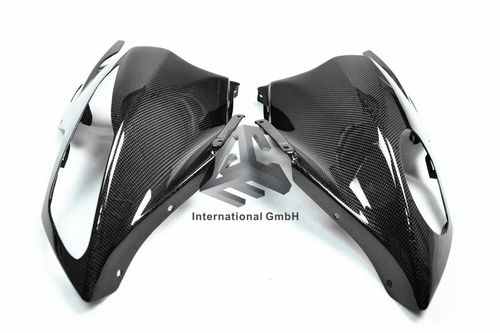 BMW S1000RR 2009-2014 Carbon Front Headlight Fairing