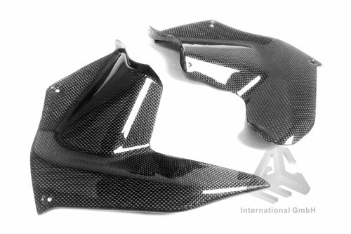 DUCATI MULTISTRADA 1200 CARBON SEITENABDECKUNG SIDE PANEL