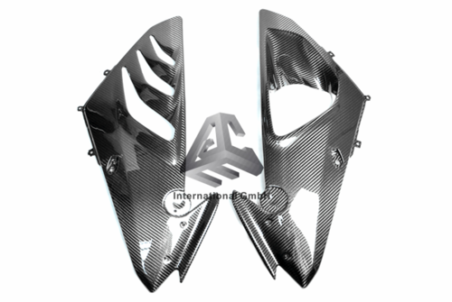 BMW S1000RR 2009-2014 HP4 Carbon Side Panels Fairing