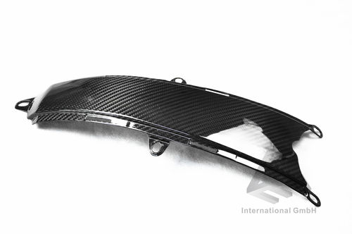 DUCATI MONSTER 696 1100 CARBON TANK COVER LOWER