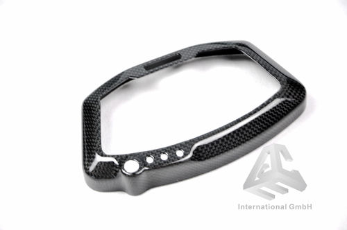 DUCATI 1098 848 1198 CARBON INSTRUMENT COVER