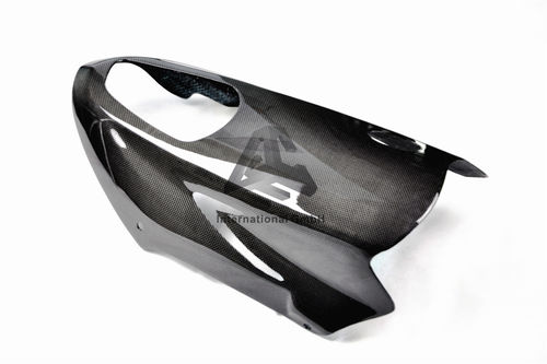 TRIUMPH STREET TRIPLE CARBON BELLY PAN FIBRE UP TO 2012