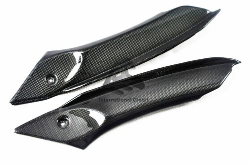 TRIUMPH DAYTONA 675  CARBON DASH PANEL